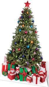 Julemanden underholder med dans rundt om træet jespgilbert.dk