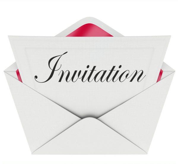 Invitation: Musik til bryllup med Jesper Gilbert